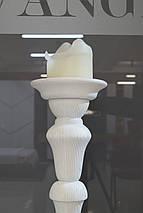 Подсвечники Amelli из массива высота 1350, фото 3