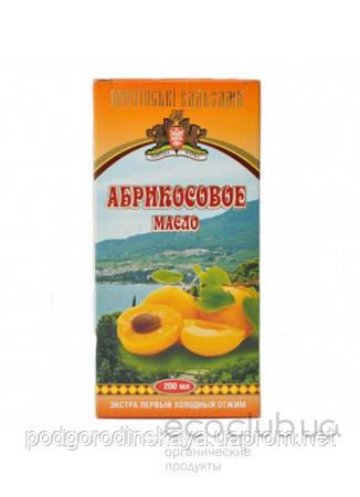 Масло абрикосовое 200мл