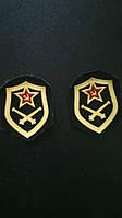 Шеврон - нашивка Артиллерия СССР.