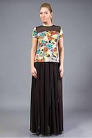 Костюм - блуза и юбка., фото 1
