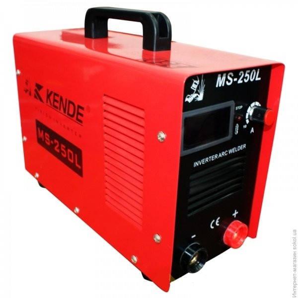 Сварочный инвертор Kende МS-250L