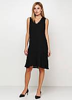 Платье женское TOMMY HILFIGER цвет черный размер 10 арт WW0WW16634