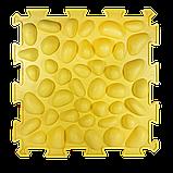 Массажный  коврик  с эффектом морской гальки Пазлы 1 элемент, фото 3