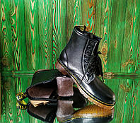 Женские  Ботинки в стиле Dr. Martens | На легком меху, фото 1