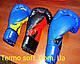 Тренировочные боксерские перчатки кожвинил ПД-1 14 унций., фото 3