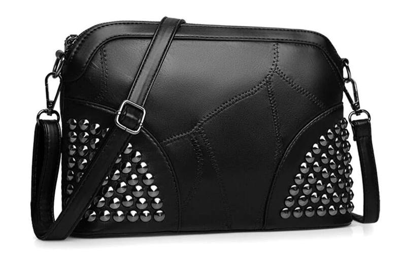 91b2864cf7c8 Женская кожаная сумка через плечо. Небольшая сумочка, клатч. КС100, фото 1