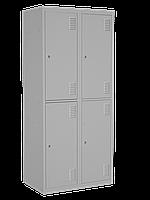 Шкаф одежный ШО 400/4