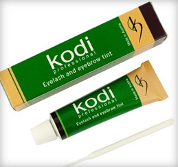 KODI Краски для бровей и ресниц