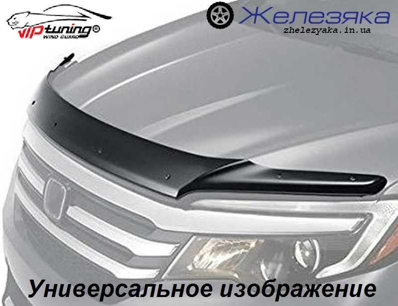 Дефлектор капота (мухобойка) Acura EL 2001-2005 (Vip Tuning)