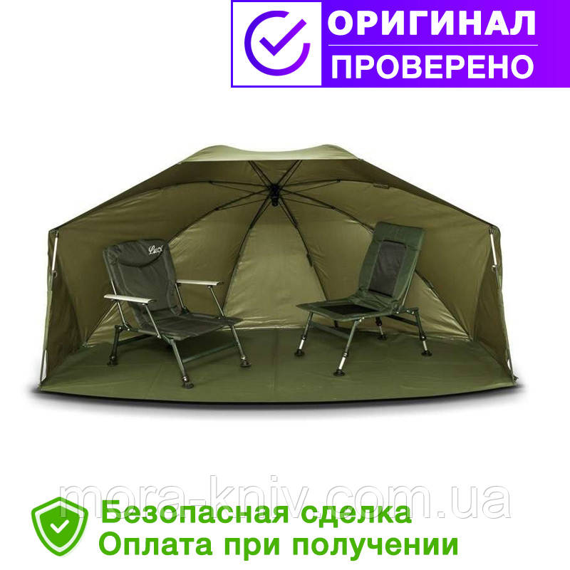 Палатка - зонт для рыбалки, рыболовная палатка Ranger ELKO 60IN OVAL BROLLY