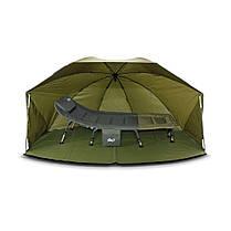 Палатка - зонт для рыбалки, рыболовная палатка Ranger ELKO 60IN OVAL BROLLY , фото 3