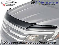 Дефлектор капота (мухобойка) Acura MDX 2001-2006 (Vip Tuning)