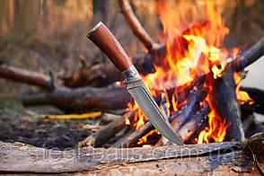 Нож охотничий 2291 EWD (дамаск)