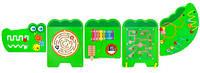 Настенная ИгрушкаБизиборд Крокодил Viga Toys 50346, фото 1