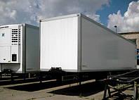 ВАРЗ НПО-2485 ИЗ  3-осный полуприцеп-изотермический контейнер  грузоподъемностью 29 100 кг.
