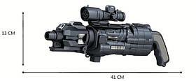 Автомат CANNON SHOOTER стреляет водяными пулями, HC236849