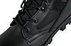 Черные кожа зам армейские ботинки берцы американки рыхленки MilTec JUNGLE копия, фото 5