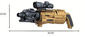 Автомат CANNON SHOOTER стреляет водяными пулями HC236848