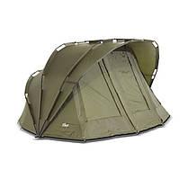 Палатка для рыбалки, рыболовная и туристическая палатка Ranger EXP 2-mann Bivvy + Зимнее покрытие для палатки , фото 3