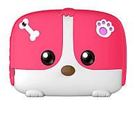 """Детский Планшет KidsPad 7258 Dog, 7"""" Красный"""