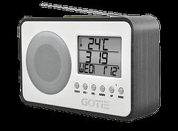 Радио с будильником Gotie GRA-100H