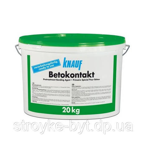 Кнауф Бетоконтакт  (Betokontakt), фото 2