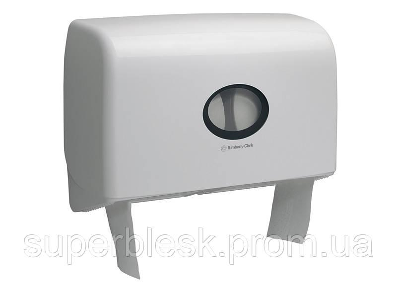 Диспенсер Aquarius для туалетной бумаги в мини рулонах