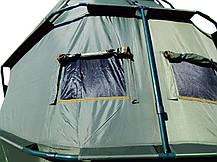 Палатка для рыбалки, рыболовная и туристическая палатка Ranger EXP 2-MAN Нigh + Зимнее покрытие для палатки, фото 2