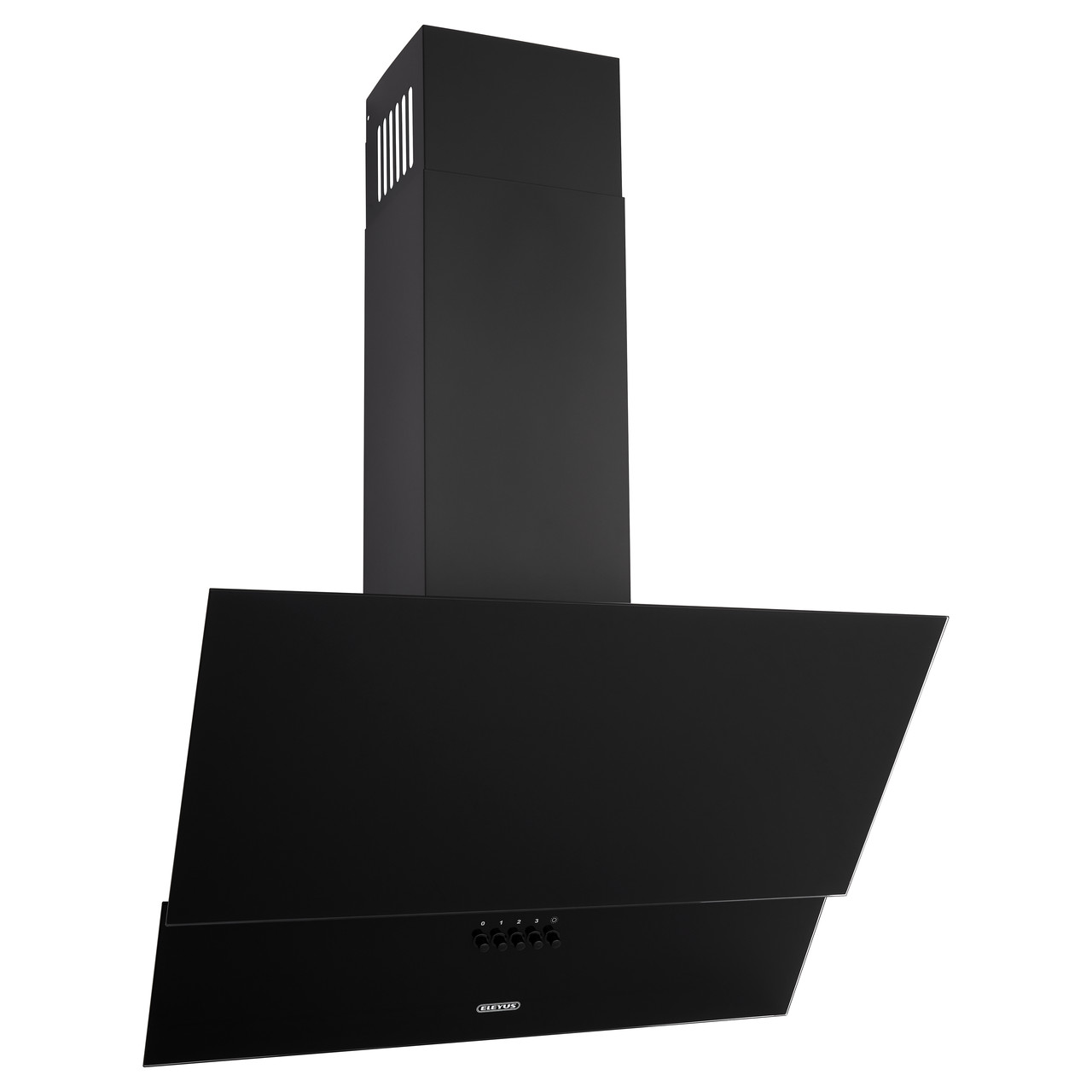 Витяжка кухонна вертикальна ELEYUS Ellada 700 60 BL (чорна)
