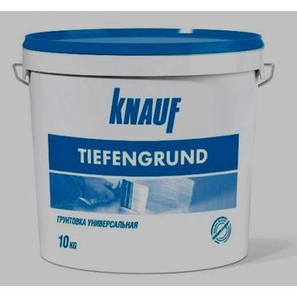 Грунтовка Knauf Tiefengrund, 10кг, фото 2