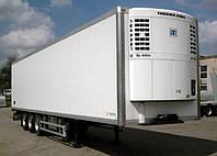 ВАРЗ НПО-2385 Р  3-осный полуприцеп-рефрижератор  грузоподъемностью 28 300 кг.