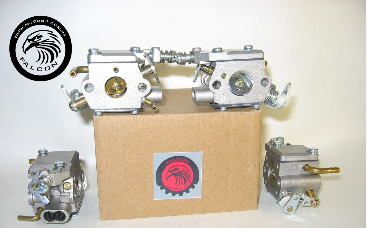 Карбюратор 2500 (для бензопил PATRIOT PT 2512, Титан ББЦП 25-25)