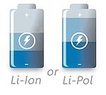 Літій-іонні і літій-полімерні акумулятори: у чому різниця і який краще?