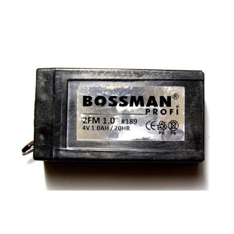 Аккумулятор 4v 1Ah Bossman 2FM1 35x22x65