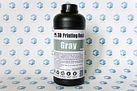 Фотополимерная смола Wanhao 405nm UV resin, 1л серый