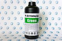 Фотополимерная смола Wanhao 405nm UV resin, 1л зеленый