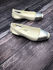 """Кроксы. Crocs """"Сиена"""". Белый, фото 2"""