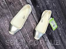 """Кроксы. Crocs """"Сиена"""". Белый, фото 3"""