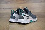 Мужские кроссовки Reebok one sawcut gtx, серые , фото 4