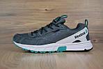Мужские кроссовки Reebok one sawcut gtx, серые , фото 10