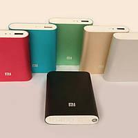 Зарядное устройство, акумулятор, Power bank MI 10400mAh (XIAOMI) (цвета в ассортименте)