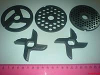 Комплект ножей и решеток к мясорубке МИМ 600