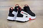 Мужские кроссовки Reebok one sawcut gtx, черные, фото 4
