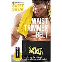 Утягивающий пояс для похудения Sweet Sweat Waist Trimmer Belt
