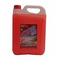 Антифриз Blitz Line Glycogel G12 -37 (красный)   5л