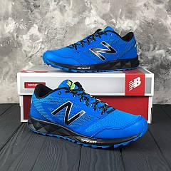 Мужские кроссовки New Balance 590 Blue. Оригинал. Нейлон. Подошва резина