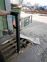 Механическая турникет-калитка из нержавеющей стали, фото 1