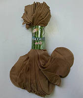 Шкарпетки жіночі (капрон) тілесні 10пар Трубочка (1*10)