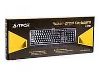 Клавіатура A4Tech K-100 USB Black
