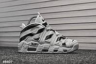 Кроссовки мужские Nike Air Uptempo White. ТОП КАЧЕСТВО!!! Реплика класса люкс (ААА+), фото 1
